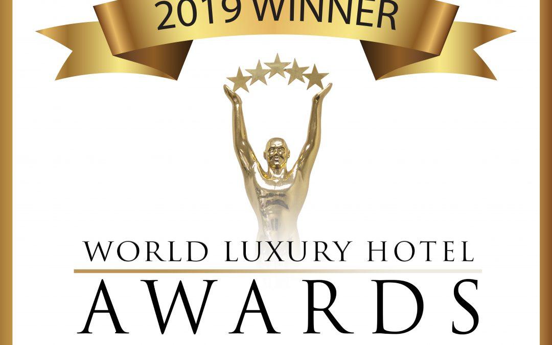 Seaside Glass Villas rewarded in World Luxury Hotel Awards in Lapland